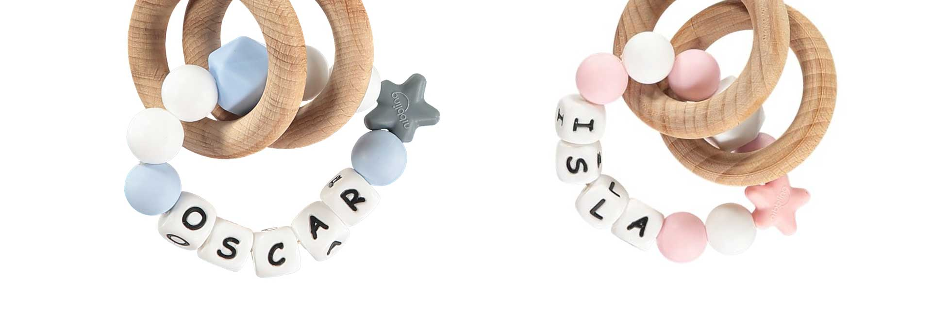 Personalised Teething Toy